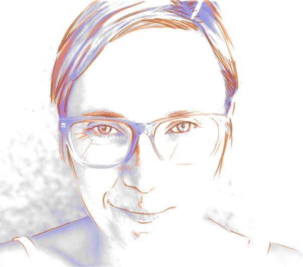 Portrait Stef Binon